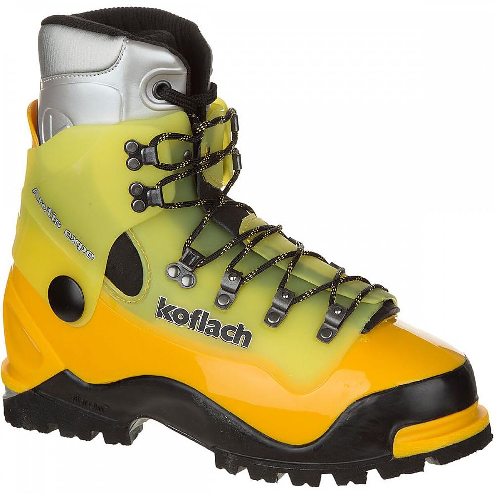 photo: Koflach Arctis Expe mountaineering boot