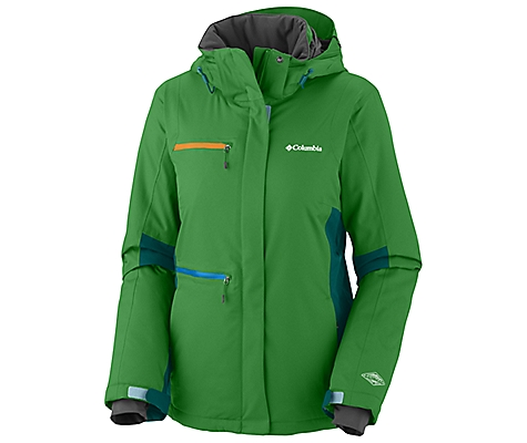 photo: Columbia Women's Grid Line Jacket synthetic insulated jacket