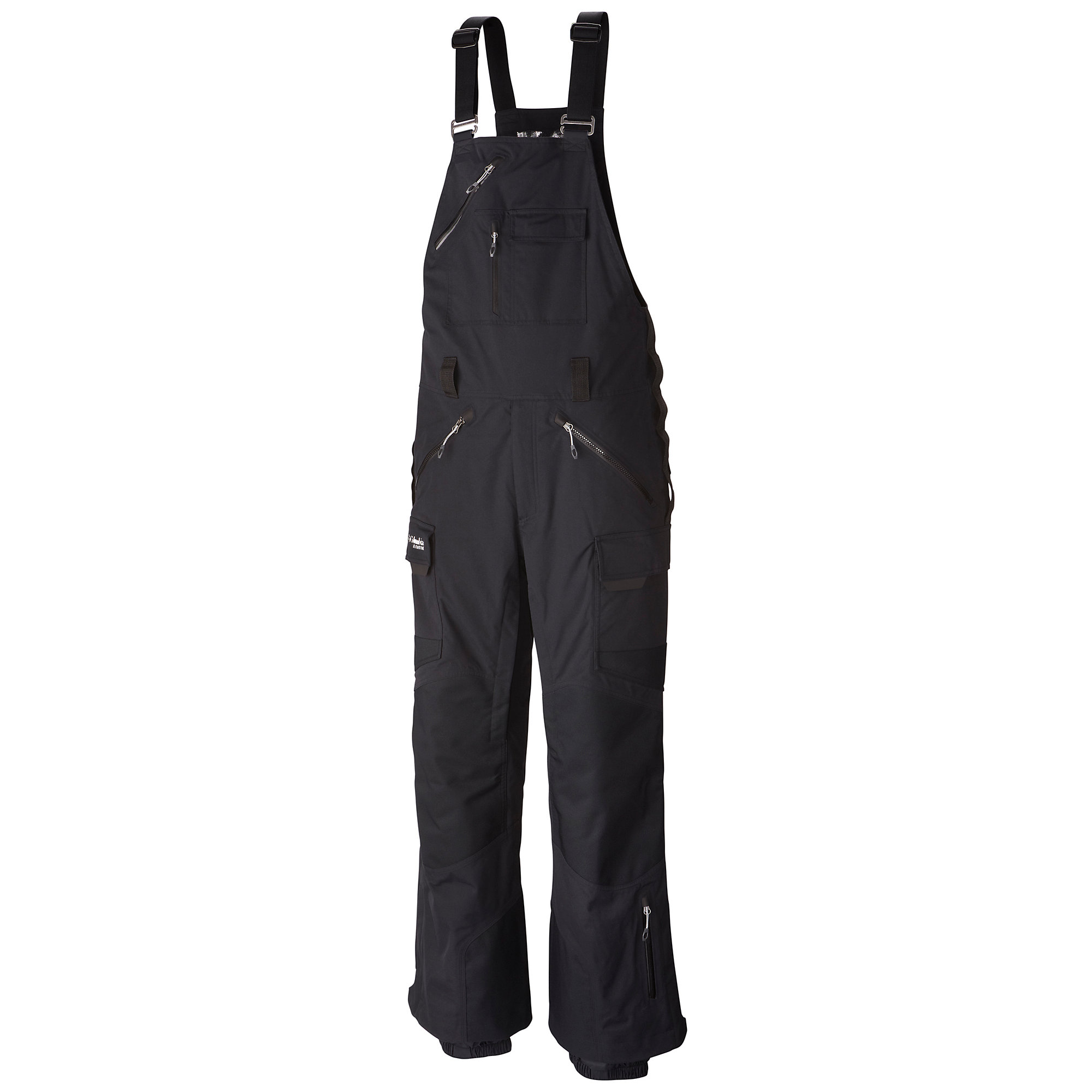 photo: Columbia Avalanche Bomb Bib snowsport pant