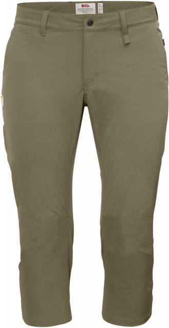 photo: Fjallraven Abisko Capri Trousers hiking pant