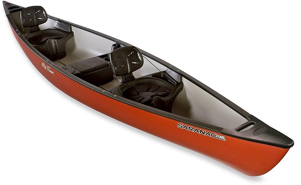 photo: Old Town Saranac 146 recreational canoe