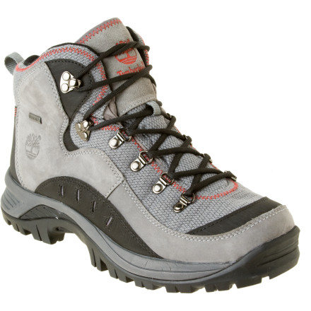 photo: Timberland Belknap hiking boot
