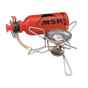 photo: MSR WhisperLite liquid fuel stove