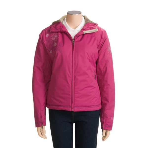 photo: White Sierra Summit Springs Jacket synthetic insulated jacket