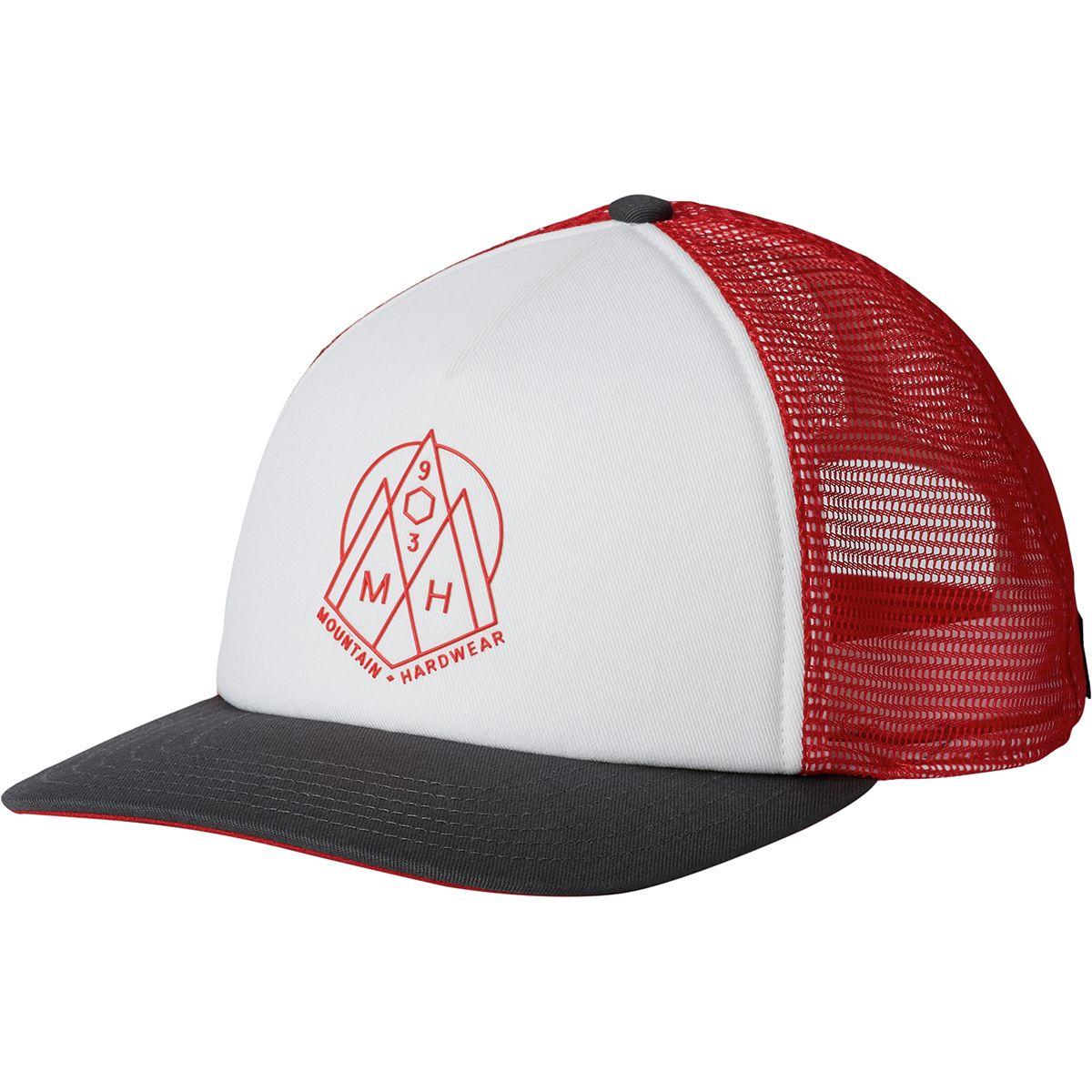 photo: Mountain Hardwear 3 Peaks Trucker Hat cap