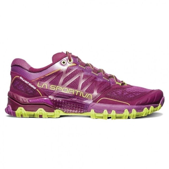 photo: La Sportiva Women's Bushido trail running shoe