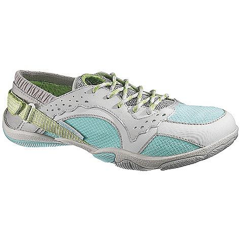 photo: Merrell Barefoot Water Swift Glove water shoe