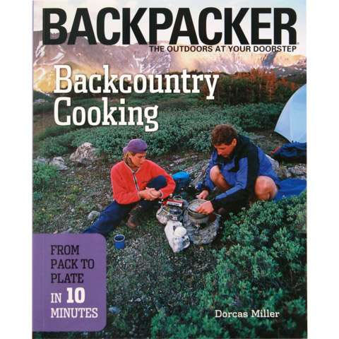 photo: The Mountaineers Books Backcountry Cooking cookbook