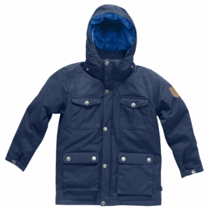 photo: Fjallraven Greenland Down Parka down insulated jacket