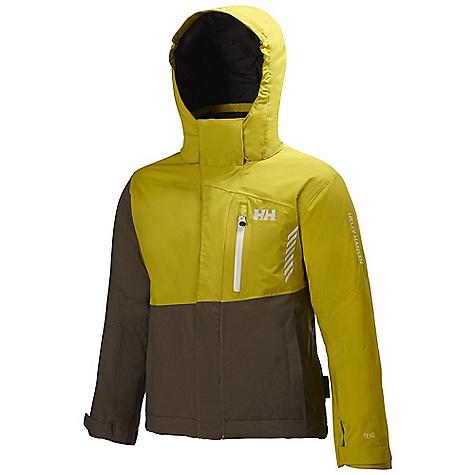 photo: Helly Hansen Kids' Swift Jacket snowsport jacket
