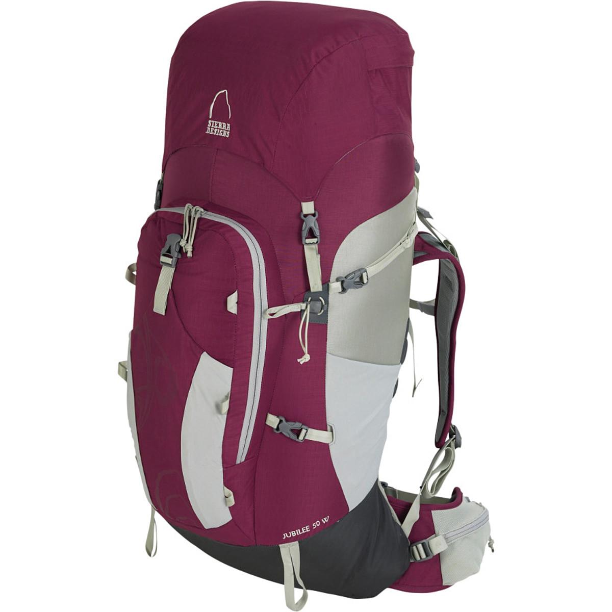 photo: Sierra Designs Jubilee 50 weekend pack (50-69l)