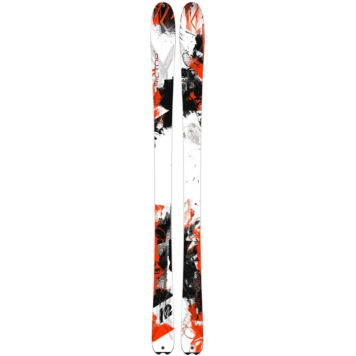 photo: K2 AMP Rictor 90 XTi alpine touring/telemark ski