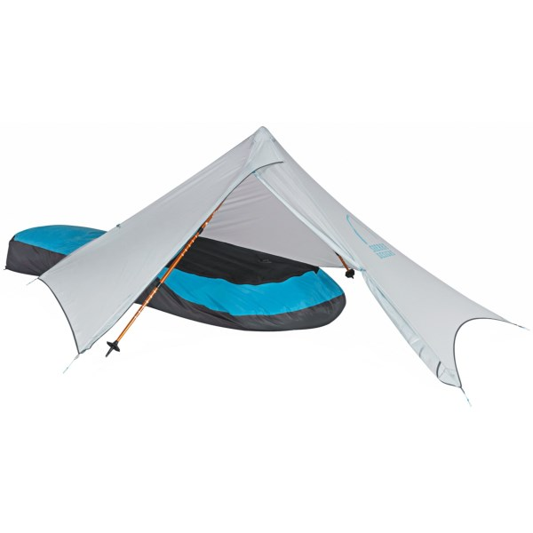 photo: Sierra Designs A.S.A.P. Bivy and Tarp tarp/shelter