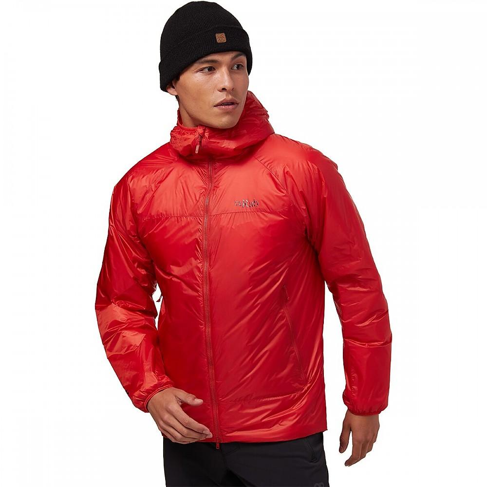 photo: Rab Xenon Jacket synthetic insulated jacket