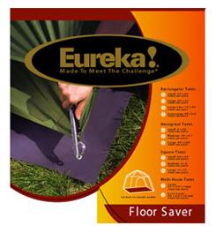 photo: Eureka! Floor Saver Rectangular 4X footprint