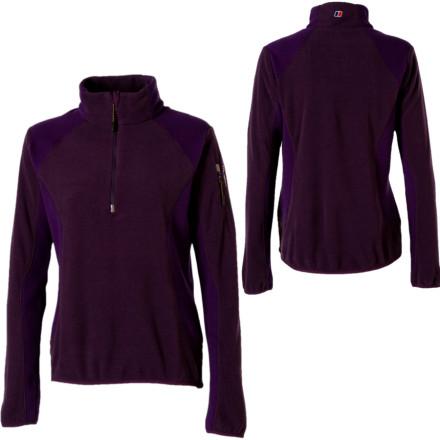 photo: Berghaus Brenta Half-Zip Jacket fleece jacket