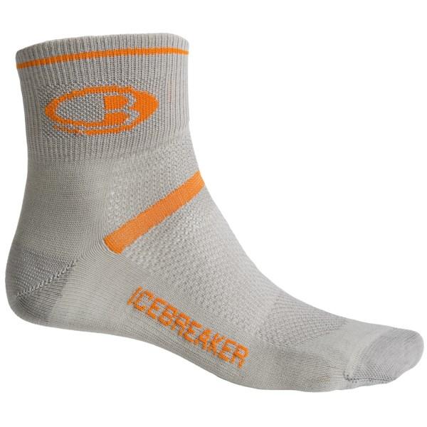 photo: Icebreaker Multisport Ultralite Mini running sock