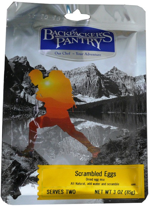 Backpacker's Pantry Scrambled Eggs