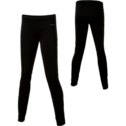 photo: Patagonia Women's R1 Pants base layer bottom