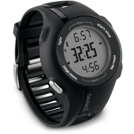 photo: Garmin Forerunner 210 gps watch