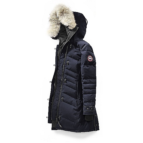 photo: Canada Goose Lorette Parka down insulated jacket