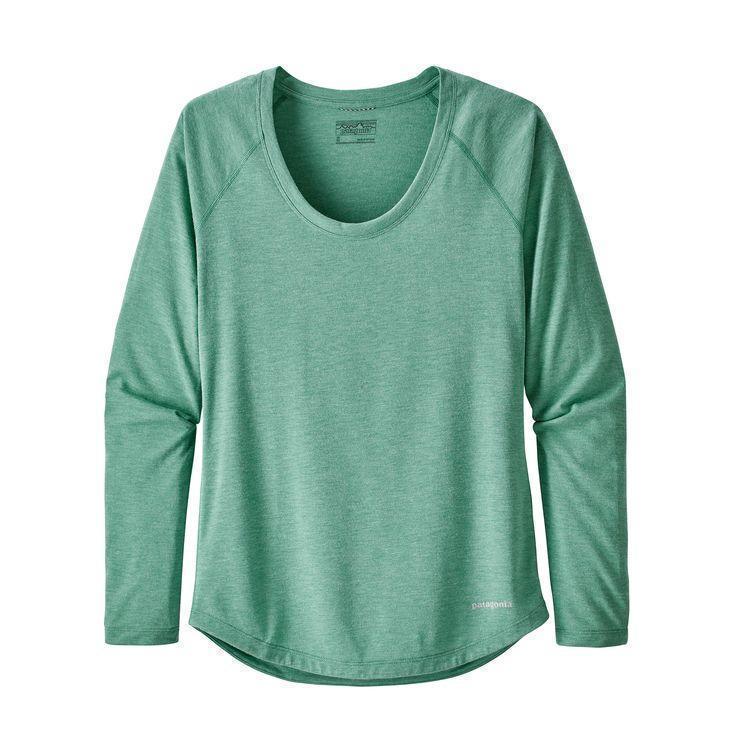 Patagonia Long-Sleeved Nine Trails Shirt