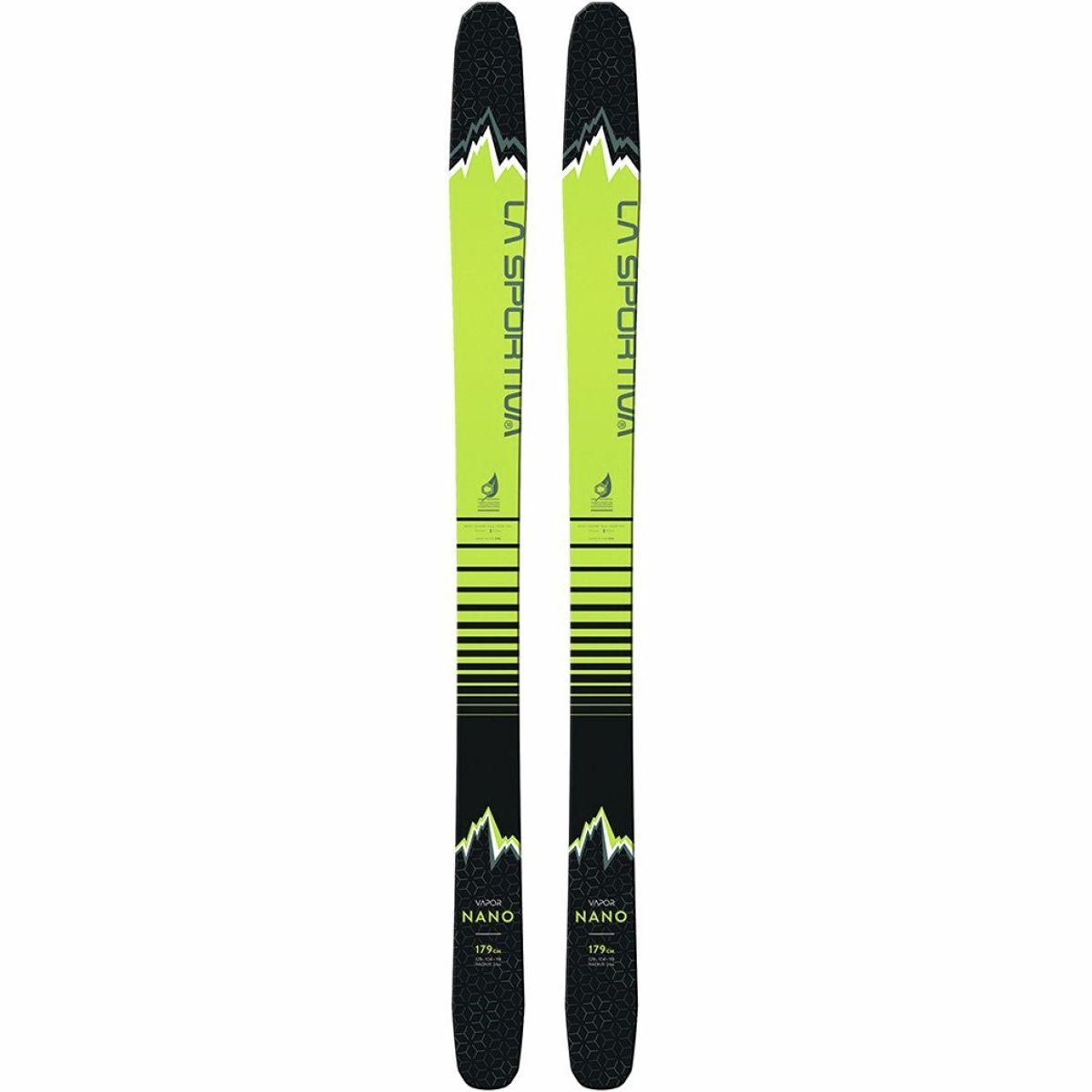 photo: La Sportiva Vapor Nano alpine touring/telemark ski