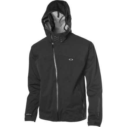 photo: Oakley Crown Streamlined Jacket wind shirt