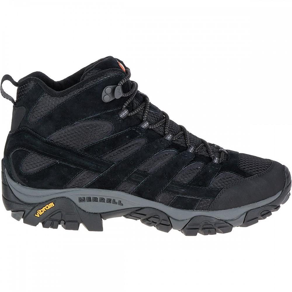 photo: Merrell Moab 2 Mid Ventilator hiking boot