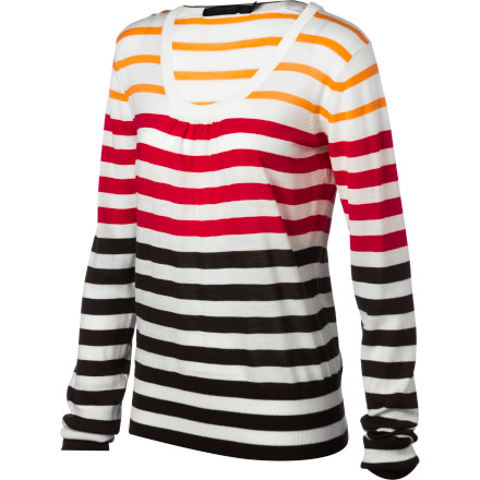 Icebreaker Athena Long Sleeve Scoop