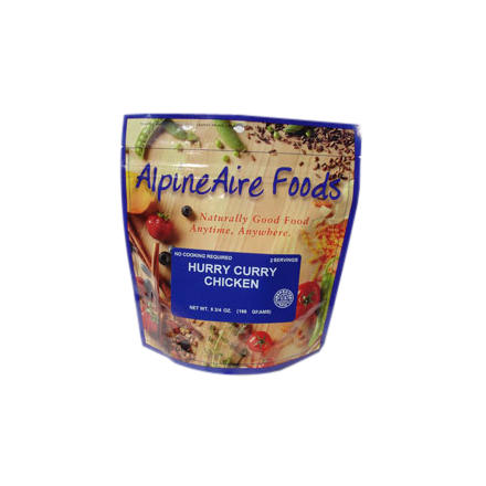 photo: AlpineAire Foods Hurry Curry Chicken meat entrée