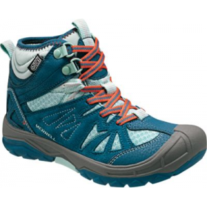 photo: Merrell Kids' Capra Mid Waterproof hiking boot
