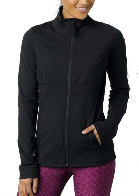 photo: prAna Randa Jacket fleece jacket