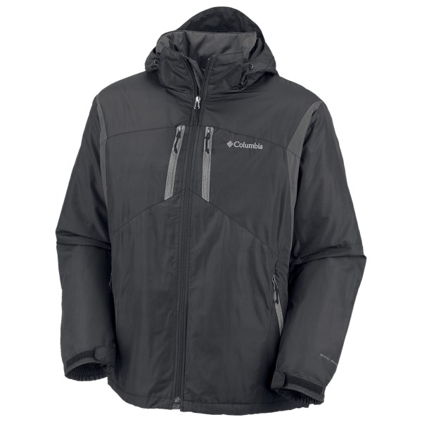 photo: Columbia Antimony III Jacket snowsport jacket