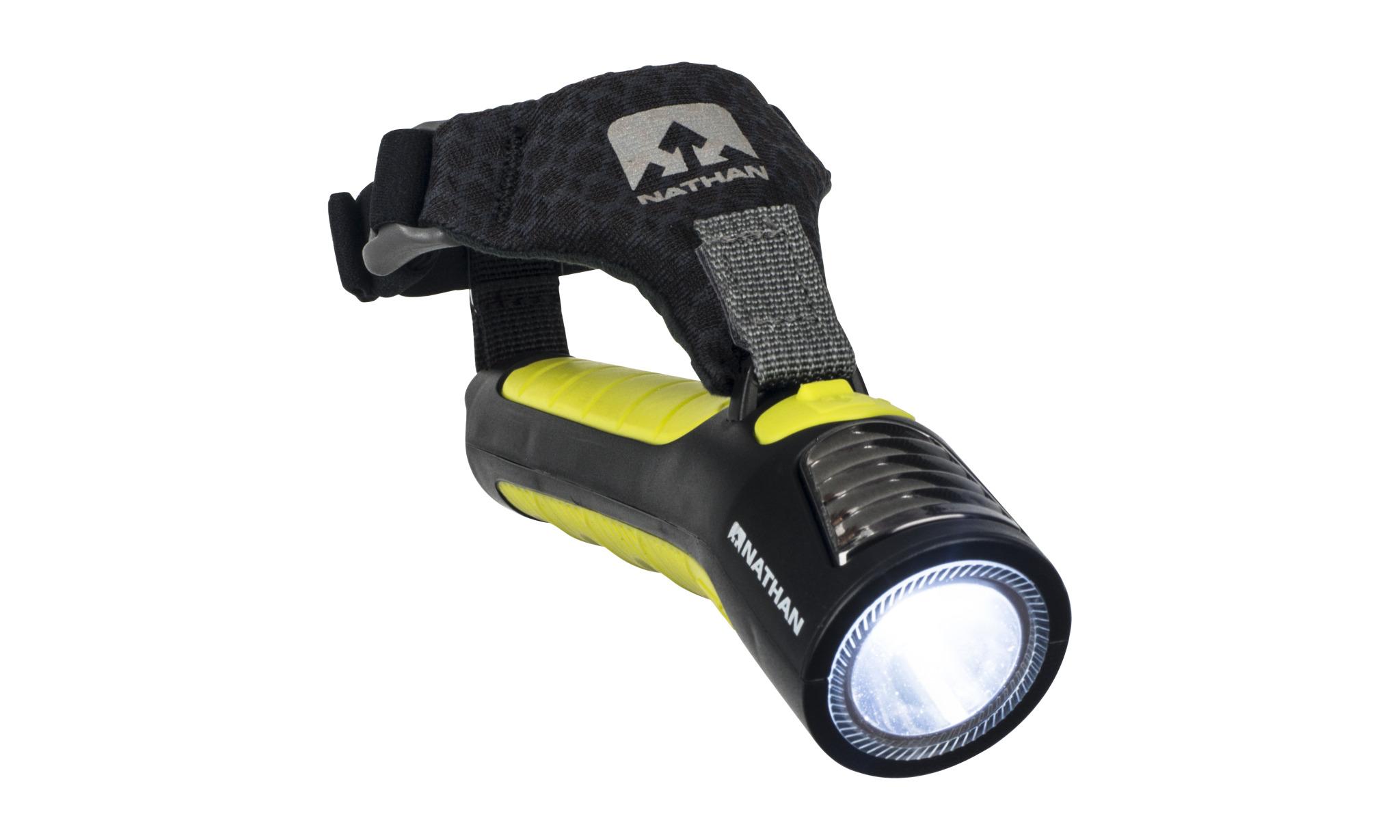 photo: Nathan Zephyr Fire 100 Hand Torch flashlight