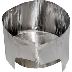 photo: MSR Solid Heat Reflector with Windscreen stove windscreen