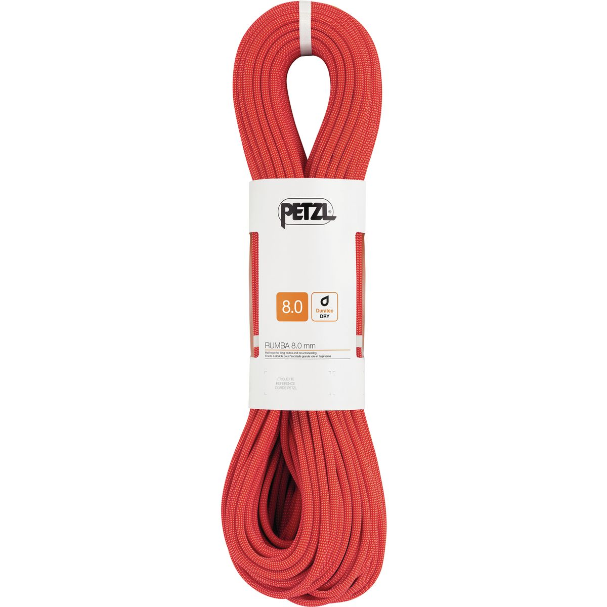 photo: Petzl Rumba 8.0 mm dynamic rope