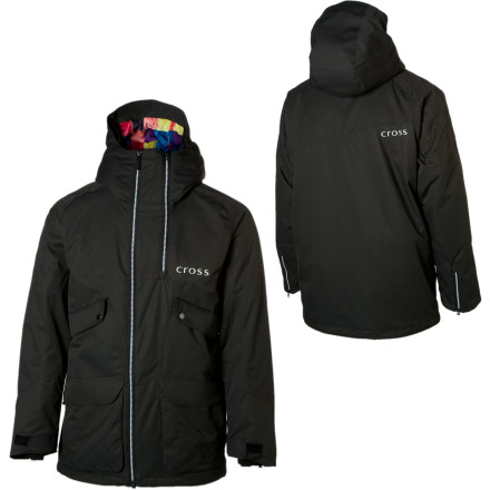 photo: Cross Balthazar Jacket snowsport jacket