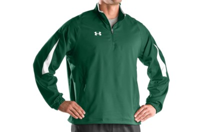 photo: Under Armour Undeniable 1/4 Zip Jacket long sleeve performance top