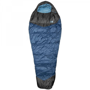 photo: The North Face Men's Blue Kazoo 3-season down sleeping bag