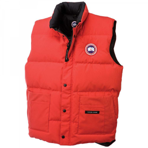 photo: Canada Goose Freestyle Vest down insulated vest