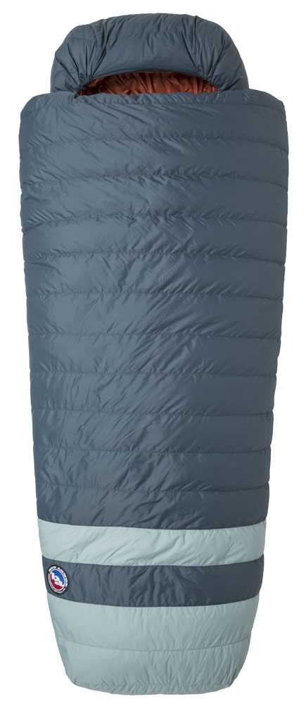 photo: Big Agnes Diamond Park 15 3-season down sleeping bag