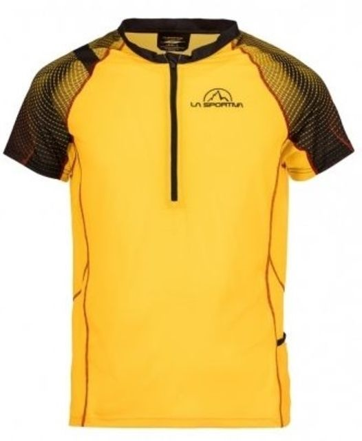 photo: La Sportiva Sonic T-Shirt short sleeve performance top