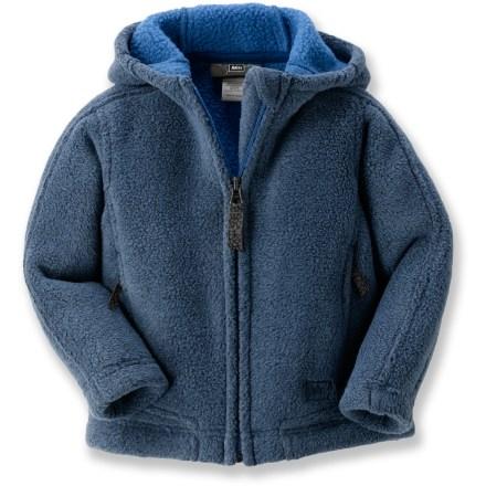REI Snowy Creek Fleece Jacket