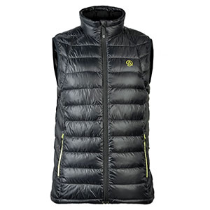 photo of a Ternua down insulated vest
