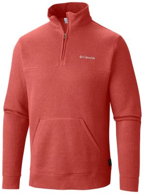 photo: Columbia Great Hart Mountain II Half Zip Pullover fleece top