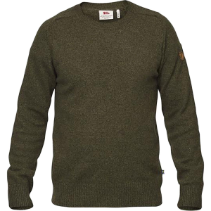 photo: Fjallraven Ovik Re-Wool Sweater fleece top