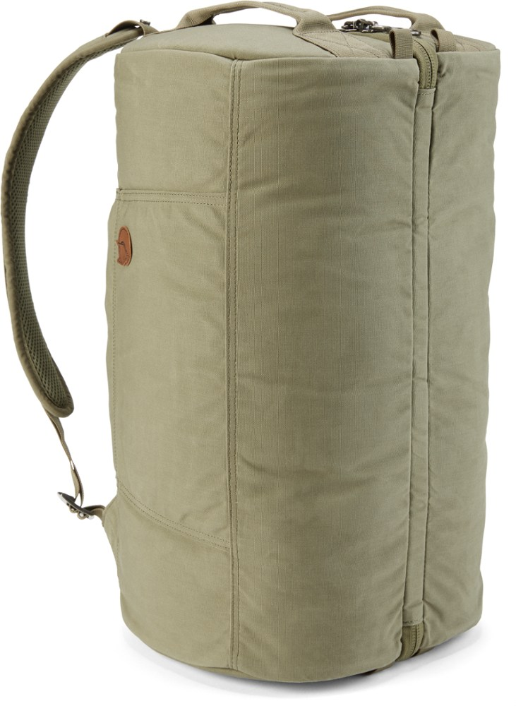photo: Fjallraven Splitpack pack duffel