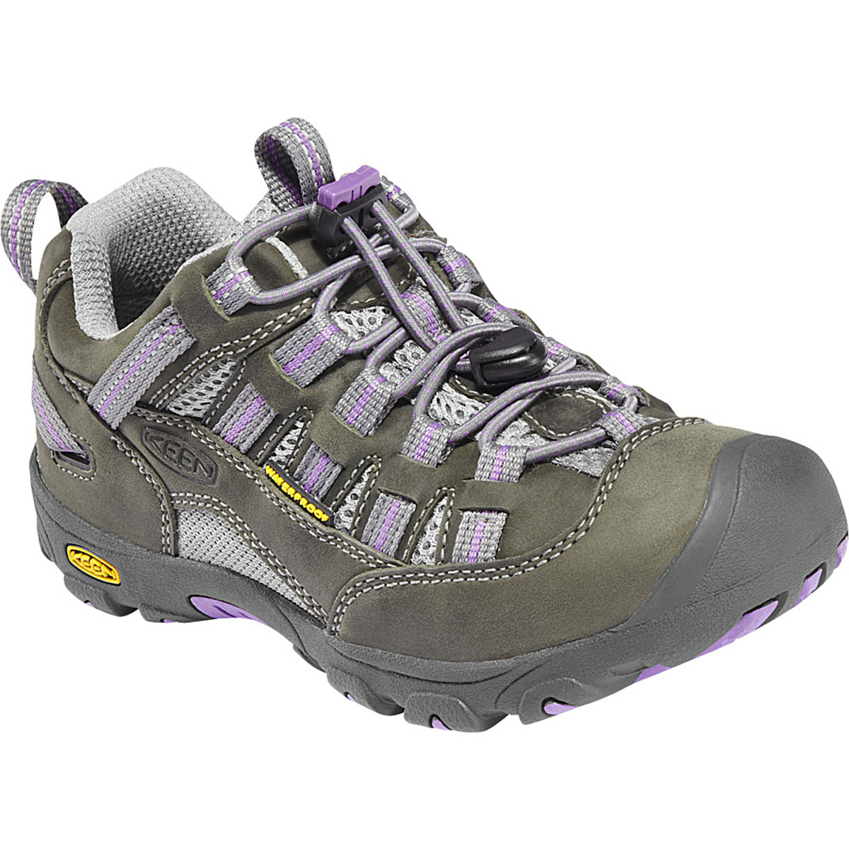 photo: Keen Kids' Alamosa WP trail shoe