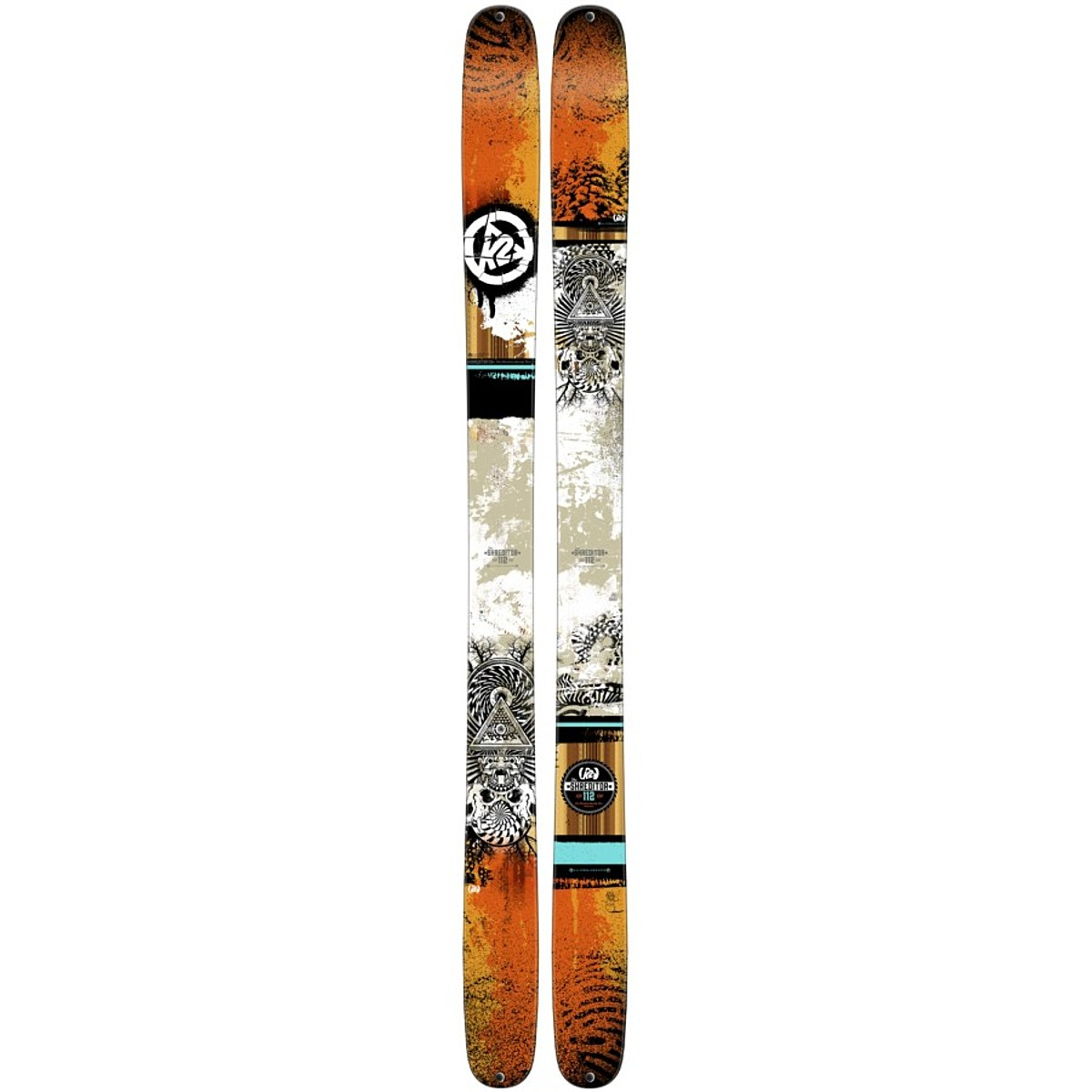photo: K2 Shreditor 112 alpine touring/telemark ski